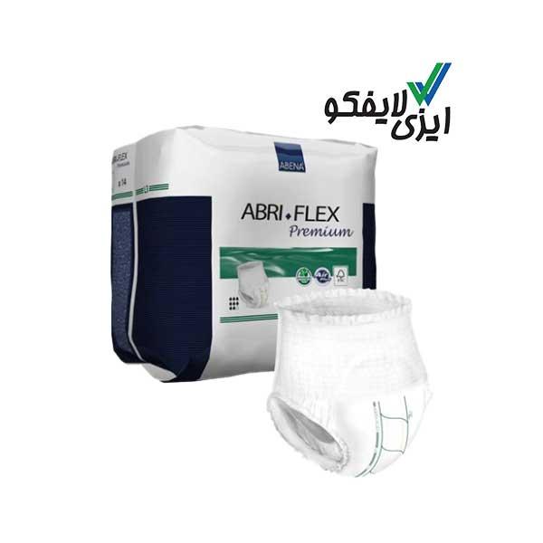 پوشک بزرگسال شورتی ابریفلکس L3
